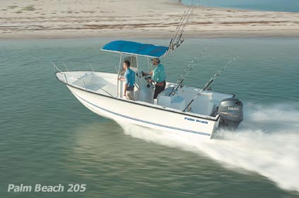 Thank You For Your Interest In Palm Beach Fishing Boats We Build A Full Line Of Painted Interior Center Console Boats Flats Boats And Bay Boats